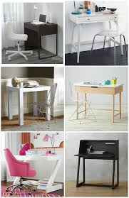 Small Contemporary Desks Attractive Contemporary Desks For Small Spaces With Decorating
