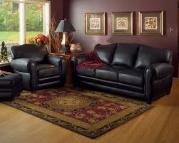 Lazy Boy Living Rooms by Adorable Lazy Boy Living Room Furniture Using Black Leather