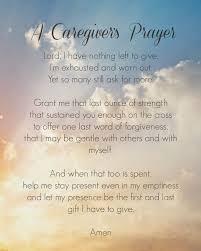 Prayer To Comfort Someone Wordless Wednesday A Caregiver U0027s Prayer Bedm La Casa De Leslie