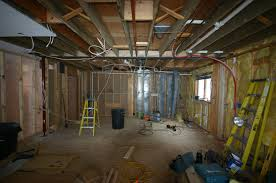 how to remove a load bearing wall steel beam youtube