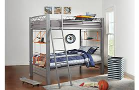 Girls Bunk Beds  Loft Beds With Desks Slides  Storage - Girls bunk beds with slide