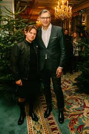 christopher kane and mytheresa host a holiday cocktail party vogue