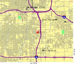 okc zip code map 73129 zip code oklahoma city oklahoma profile homes