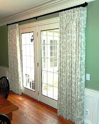 What Is The Best Patio Door Ideas For Curtains For Patio Doors Rod Curtains Lovely Best