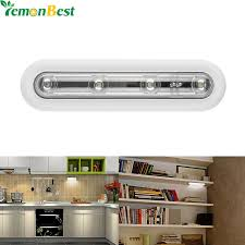 Lights Under Kitchen Cabinets Wireless by Online Get Cheap Closet Light Battery Touch Aliexpress Com