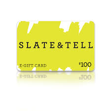 e giftcard e gift cards for personalized jewelry from slate tell