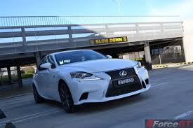 lexus is f sport 2015 lexus is review 2015 lexus is 350 f sport