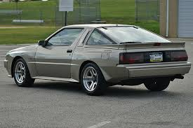 mitsubishi starion engine chrysler conquest tsi is a forgotten 1980s gem