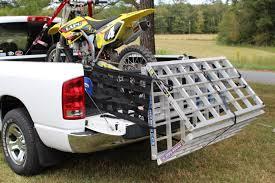 Ford F150 Truck Ramps - bedding readyramp i beam full sized bed extender ramp black