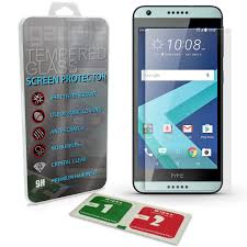 Hp Htc G8 Igadgitz Tempered Glass Screen Protector For Htc Desire 650
