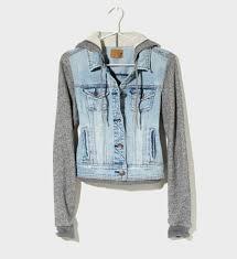 jean sweater jacket jacket sweater denim jacket coat hoodie blue jean jacket