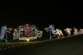 branson drive through christmas lights branson festival of lights drive thru light display display and lights