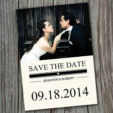 save the date wedding ideas black and white photo save the date ewstd040 as low as 0 60