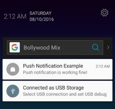 push notifications android android push notification using firebase cloud messaging fcm