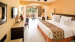 chambre de palace hotel barceló palace à cancún hôtel 5 hrs étoiles