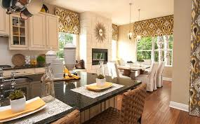 interior decorated homes model home interiors