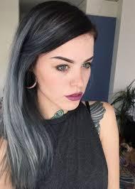 dark hair with grey streaks best 25 gray streaks ideas on pinterest grey hair streak going