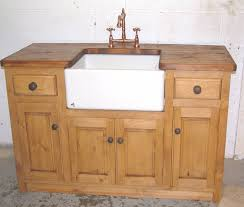kitchen sinks cabinets ideas also standing sink cabinet pictures