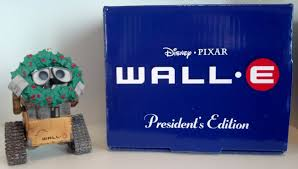amazon com wall e ornament disney pixar president edition