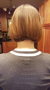 fixing bad angled bob haircut inverted bob advice question