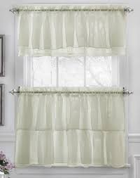 Kitchen Tier Curtains 16 Best Sheer Kitchen Curtains Images On Pinterest Curtains