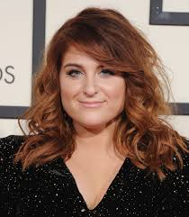 meghan trainor admits that her red hair makeover made her cry