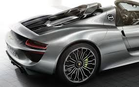 porsche 918 pure energy the 918 spyder