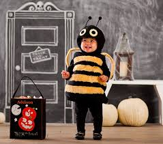 Bee Halloween Costume Bumblebee Halloween Costume 12 24 Months Pottery Barn Kids