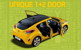 hyundai 3 door veloster is the veloster turbo a 3 door hatchback a door or a 5 door