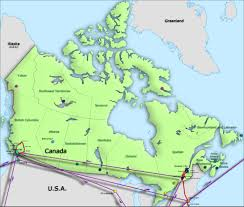 Political Map Of Canada You Can See A Map Of Many Places On The List On The Site