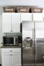modern decorating ideas above kitchen cabinets decorating above kitchen cabinets 10 ways