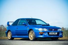 subaru black friday sale a u0027holy grail u0027 subaru impreza 22b sti is up for sale