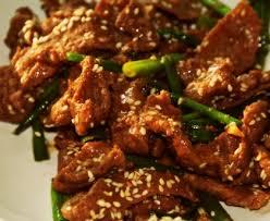 cuisine chinoise boeuf émincé à la chinoise recette de boeuf émincé à la chinoise