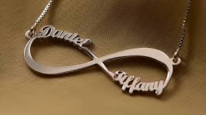 name necklace infinity images Infinity name necklace jpg