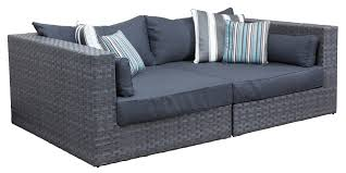 Outdoor Furniture Daybed Outdoor Day Bed Hampton Day Bed Segals Outdoor Furniture Perth