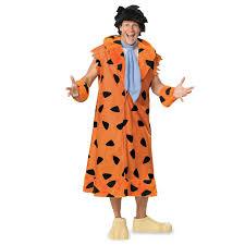 flintstone family halloween costumes buy the flintstones fred flintstone costume