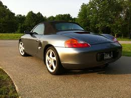 porsche boxster 2001 price fs 2001 porsche boxster s need a family car price drop 12 500