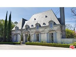 french country mansion 363 south las palmas avenue famed french country manor available