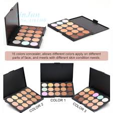 color concealer aliexpress com buy 15 color correcting concealer permanent