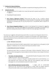 Front Desk Upselling Front Office Notes 2016