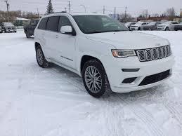 jeep summit blue new 2018 jeep grand cherokee 4x4 summit v6 edmonton ab express