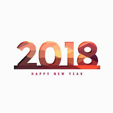 new year backdrop happy new year 2018 design with colorful backdrop free