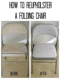 architecture of a mom reupholstering folding chairs with minted