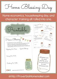 blessing for the home start a home blessing day free planner proverbial homemaker