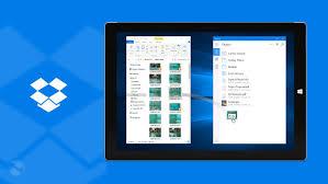 dropbox windows dropbox 4 3 universal app update adds video casting interactive