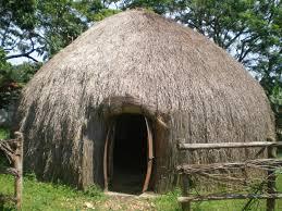 Traditional House Uganda Heritage Pride Traditional Houses West