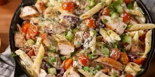 best greek pasta salad recipe how to make greek pasta salad