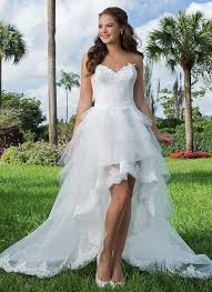 wedding dresses high front low back 30 recommendations of the best wedding dresses gurmanizer