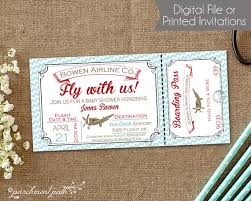 vintage airplane baby shower airplane baby shower invitation vintage airplane invitation