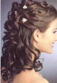 wedding hairstyle curly hair half up 78 best images about wedding